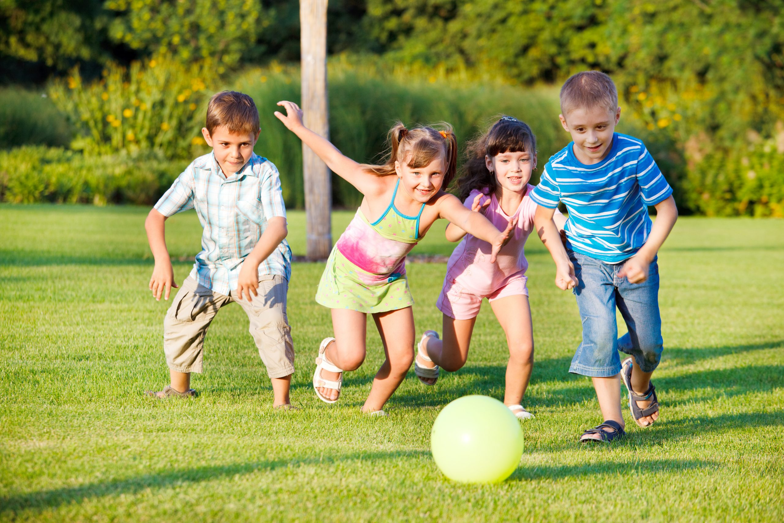 Jaxplay's 5 Benefits of Playing Outdoors